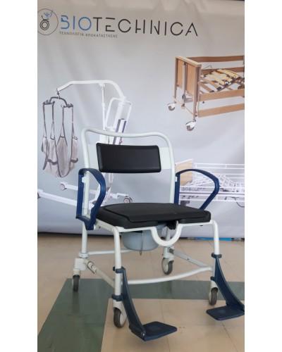 Τροχήλατη Καρέκλα Μπάνιου VARIATRIK